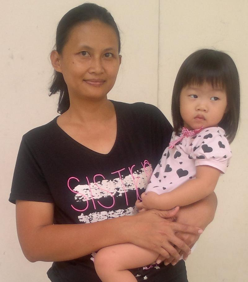 Malaysian & Singaporean Nannies Available 2011