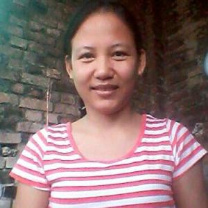 NAW LWUN, 36 YEARS MYANMAR. INFANT CARE / CHILDREN